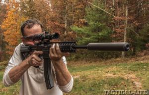 Smith & Wesson M&P15-22 AR lead gun review