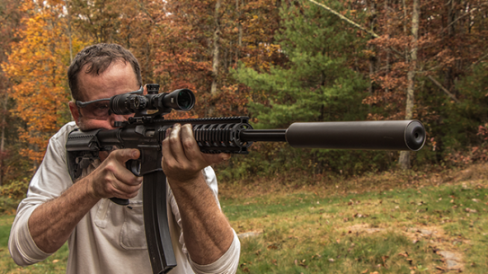 Smith & Wesson M&P15-22 AR lead gun review