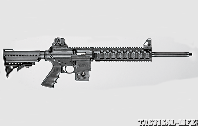 Smith & Wesson M&P15-22 AR solo gun review