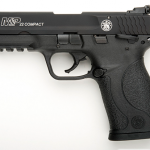 Smith & Wesson M&P22 first look left