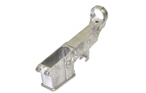 Tactical Machining 80% AR-15 Lower Receiver lead