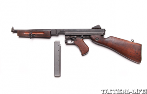 Thompson SMG M1 battle classics preview