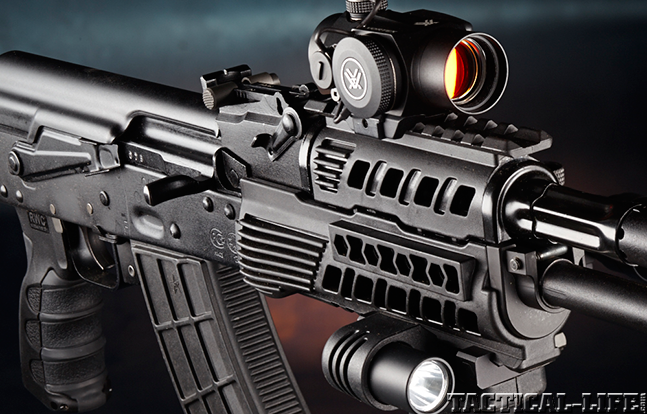 Top 10 Concern Kalashnikov IZ132SM optics