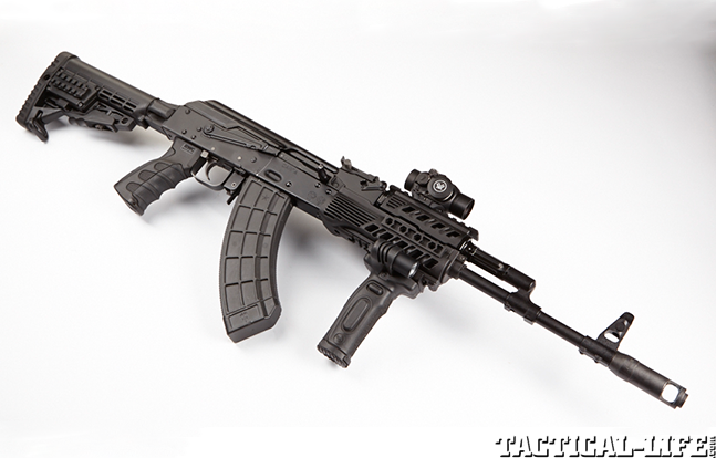 Top 10 Concern Kalashnikov IZ132SM solo right