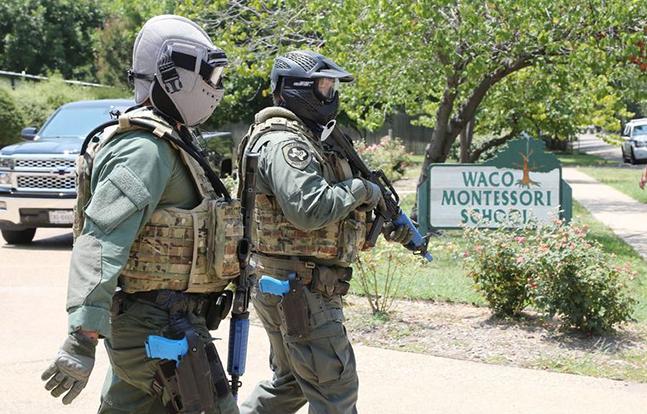 Waco Law Enforcement Undergoes In-Depth Tactical Training
