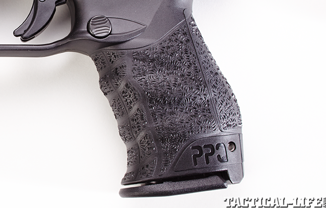 Walther PPQ M2 evergreen grip