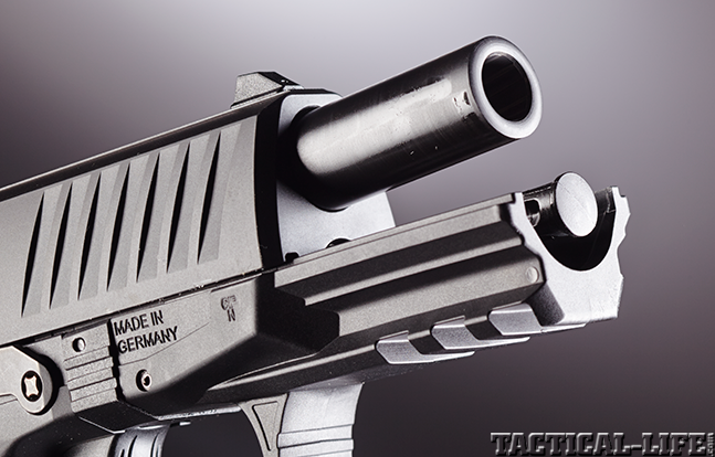 Walther PPQ M2 evergreen slide release