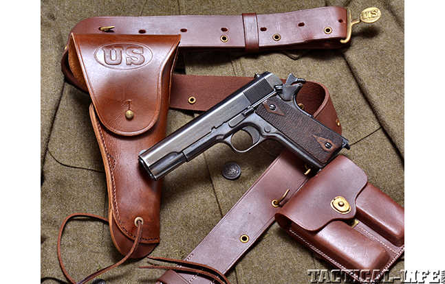 Wartime Holsters preview WWI