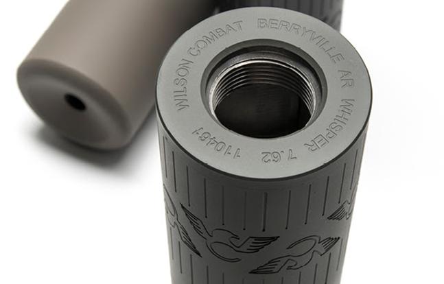 Wilson Combat Whisper Suppressor 7.62