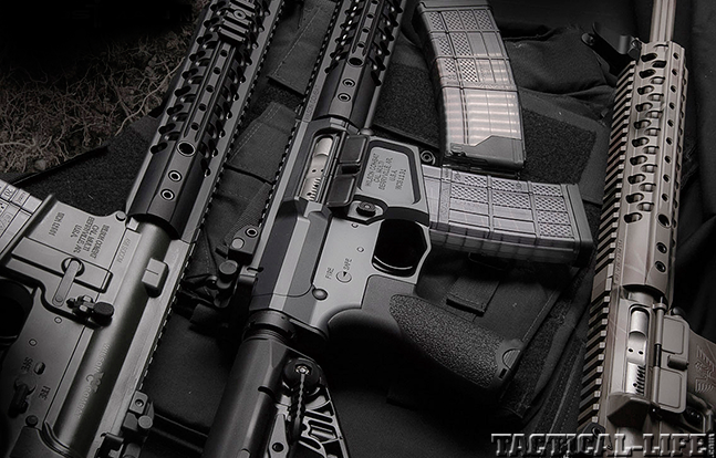 Wilson Combat Warriors BG 2015 trio