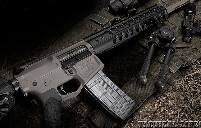 Wilson Combat Warriors BG 2015 mag