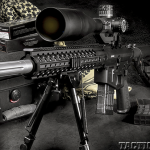 Wilson Combat Warriors BG 2015 scope