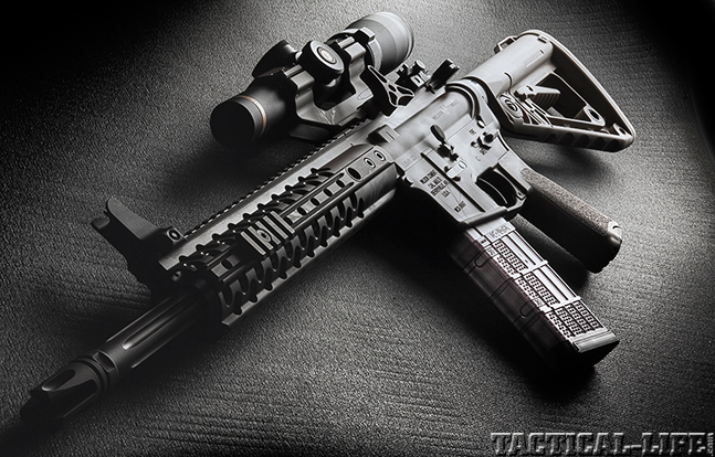 Wilson Combat Warriors BG 2015 solo