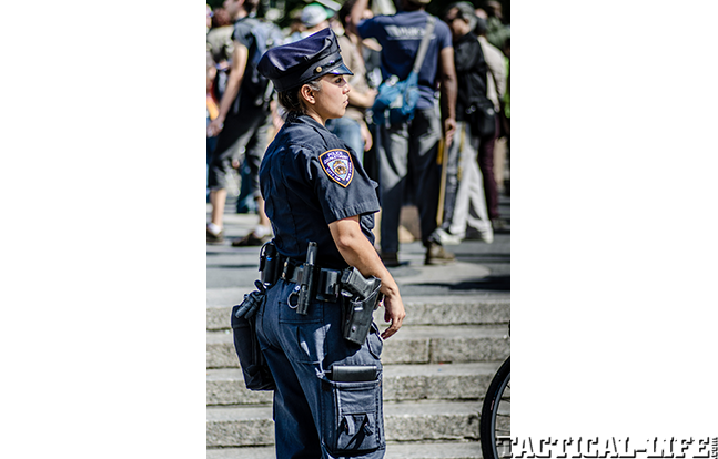 Women Law Enforcement preview NYPD