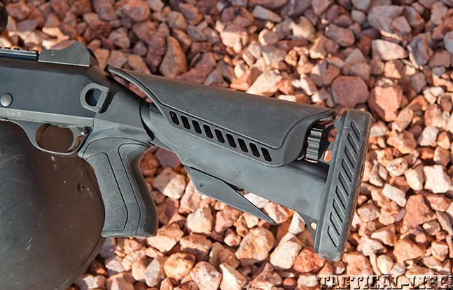 Top Shotguns SWMP ATI BENELLI M4 RAVEN stock