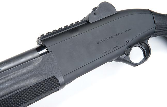 Top Shotguns SWMP BERETTA 1301 logo