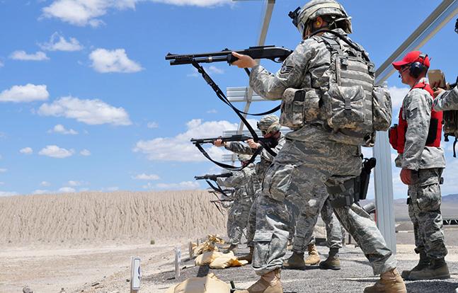 Top Shotguns SWMP REMINGTON 870 DoD