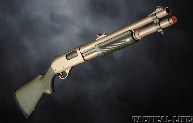 Top Shotguns SWMP ACCURATE ORDNANCE 870 lead