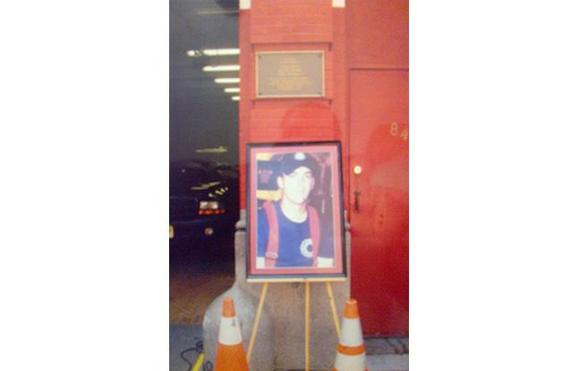 9/11 Keith Roma memorial
