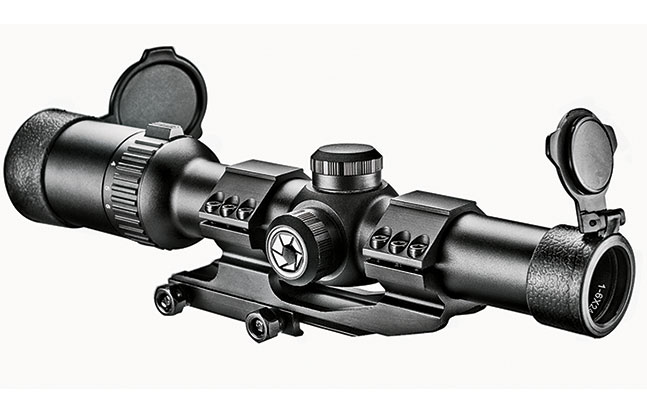Barska AR6 1-6x24mm Optics & Sights