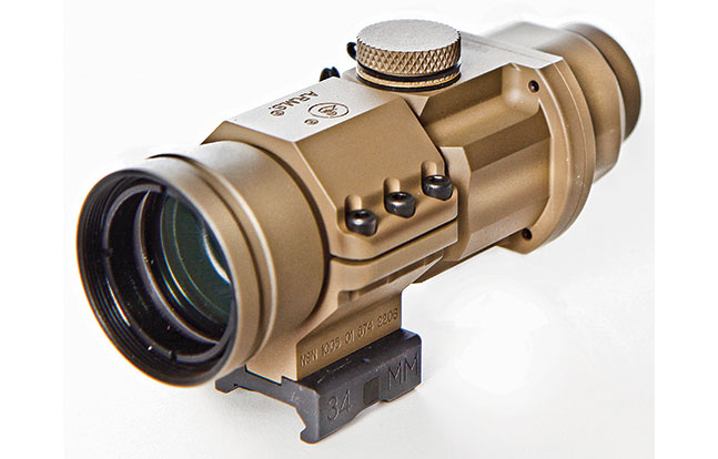 Browe 4x32mm BSO Optics & Sights