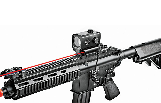 CenterPoint Tactical SE Lite Enclosed Micro Reflex Sight Optics & Sights