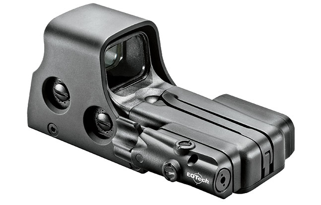 EOTech 512/552 HWS & Laser Combo Optics & Sights