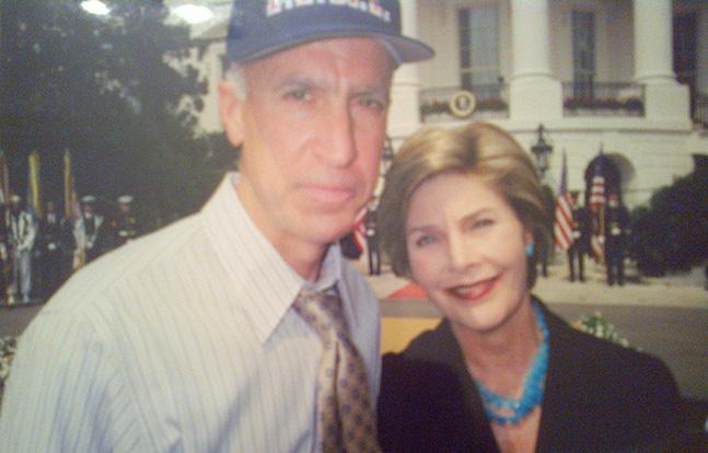 Arnie Roma 9/11 Laura Bush