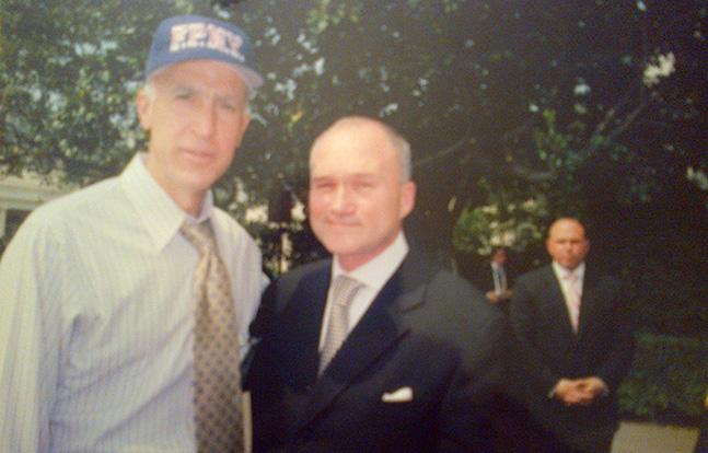 Arnie Roma 9/11 Ray Kelly
