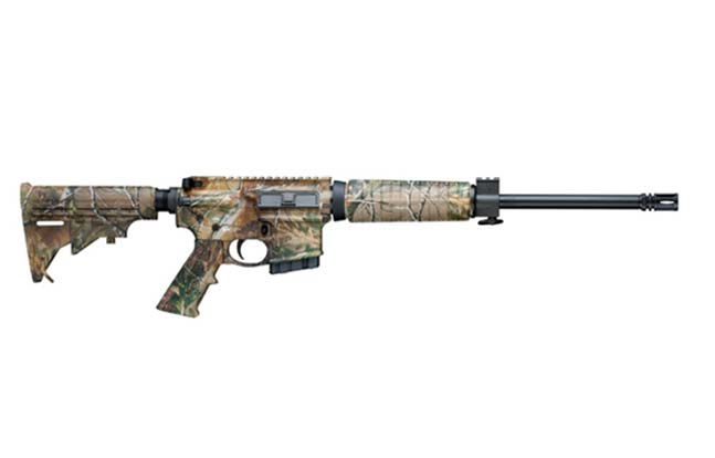 Smith & Wesson M&P15 .300 Whisper evergreen revamp