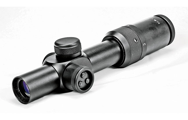 U.S. Optics SR-4C 1-4x Optics & Sights