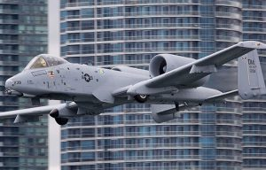 A-10 Warthog Middle East