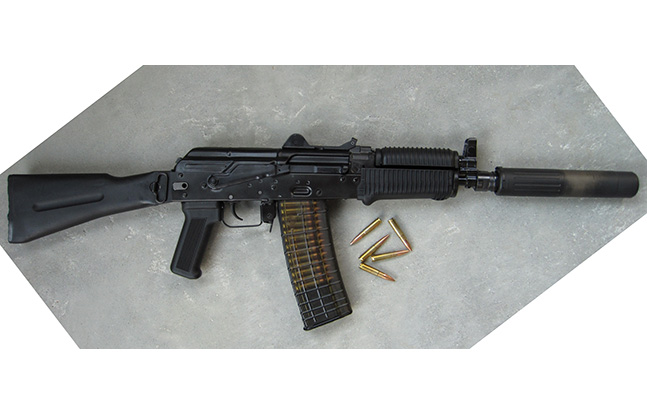 AAC Krinkov 300 BLK evergreen