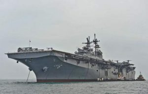 Amphibious Assault Ship America