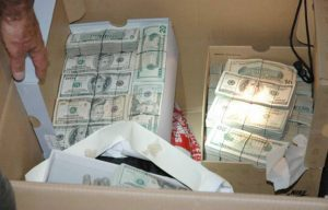 Forfeited Assets 2009 drug bust