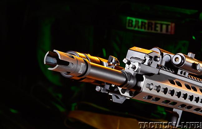 Barrett REC7 GWLE barrel