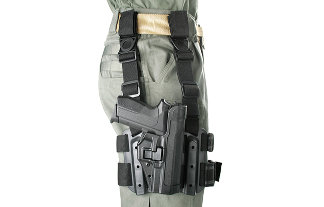 BlackHawk SERPA TR evergreen green