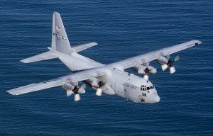 C-130 MJU-66 Decoy