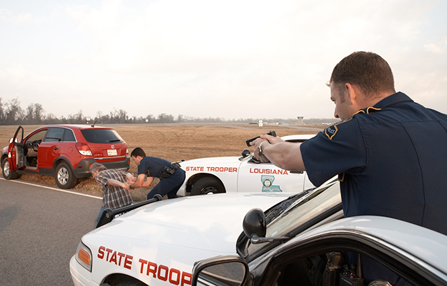Carjack Counterstrikes LoJack Louisiana