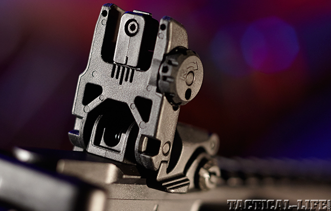 CMMG Mk4 T GWLE review sight