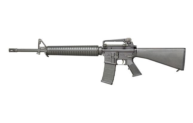 Colt Capability BG AR15A4 left