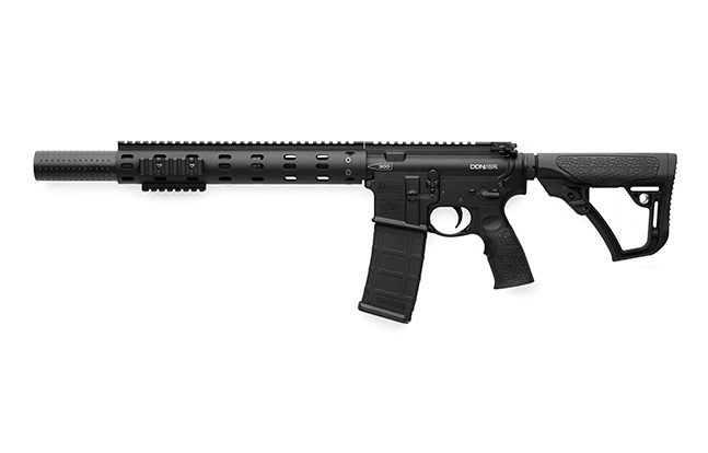 Daniel Defense DDM4ISR 300 300 BLK evergreen