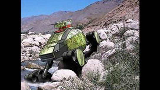 DARPA GXV-T Concept