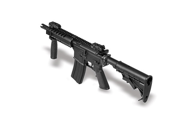 DPMS BG 2015 Personal Defense Weapon high left