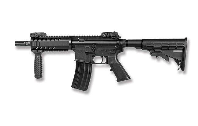 DPMS BG 2015 Personal Defense Weapon left