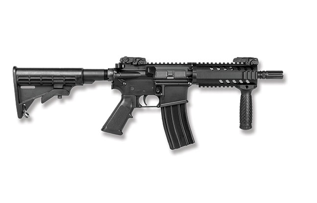 DPMS BG 2015 Personal Defense Weapon right
