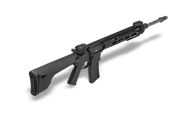 DPMS BG 2015 Tactical Precision Rifle high right