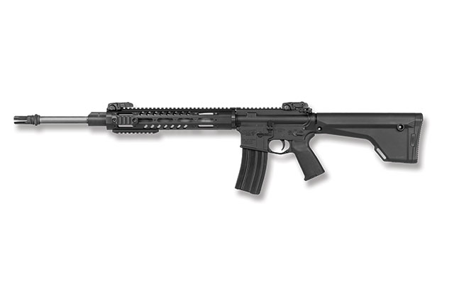 DPMS BG 2015 Tactical Precision Rifle left