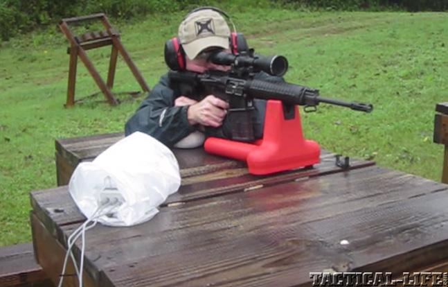 exclusive ArmaLite DSR 10 7.62mm NATO