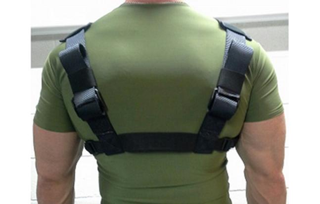 Jersey Tactical Chalker Sling back